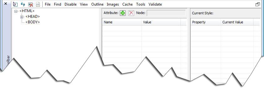 Barre D Outils Pour Developpeurs Web